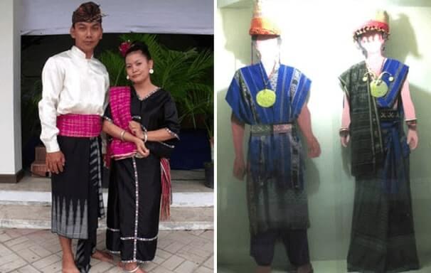 pakaian adat Provinsi NTB