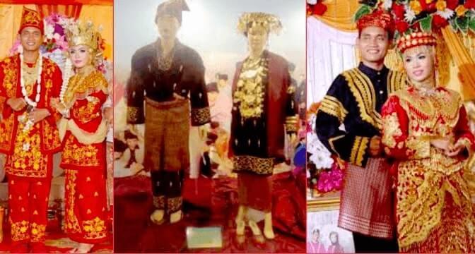 pakaian adat Provinsi jambi