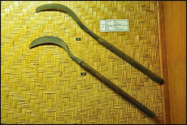 Caluk Senjata Tradisional Bali
