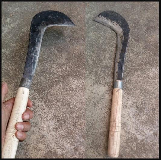 Senjata Tradisional Jaw Barat Congkrang