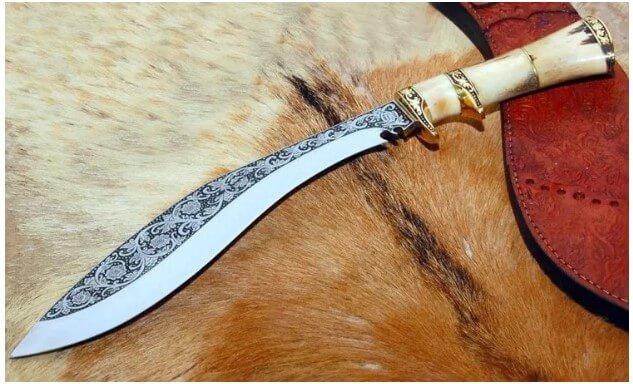 Senjata Tradisional Jawa Barat Gacok