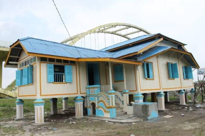 Rumah Adat Singgah Sultan Siak