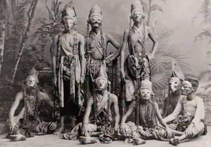 Asal Usul Suku Jawa