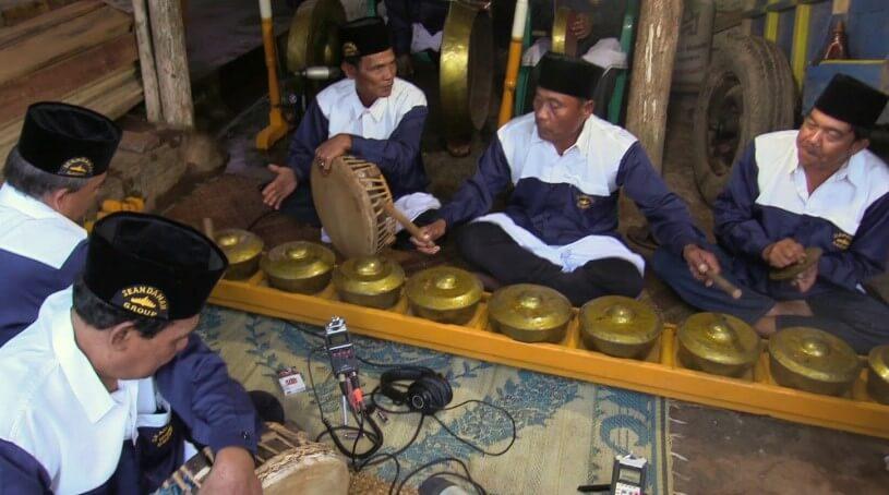 Seni Musik Suku Jawa