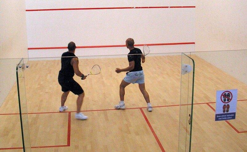 Permainan Squash