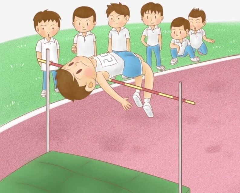 Teknik Lompat Tinggi